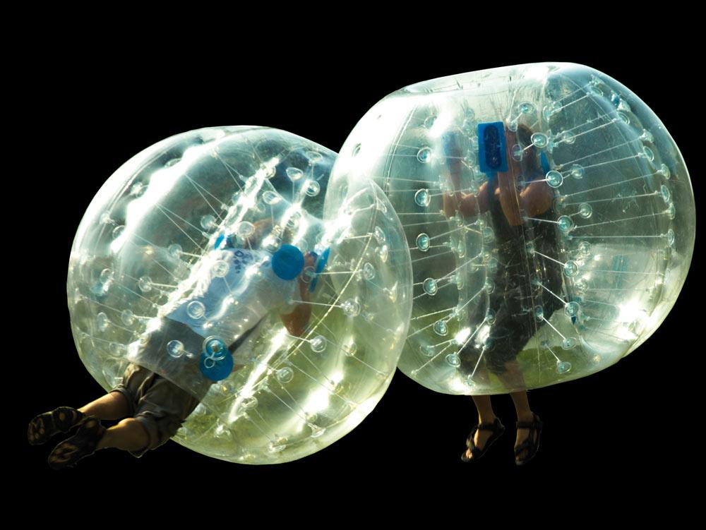 Bubble-Balls