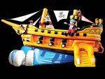 Hüpfburg Piratenschiff