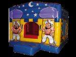 Hüpfburg Aladin<br>Ali Baba