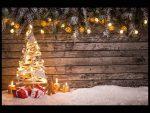 Deko Rückwand<br>Weihnachten